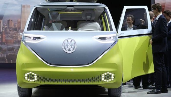 VW plans electric option for all models