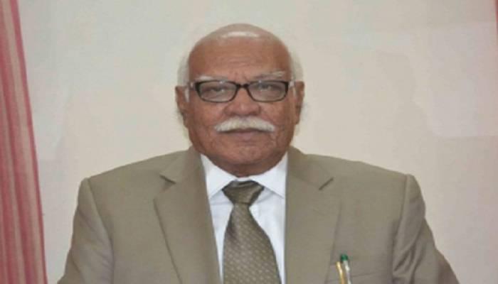 Ex-land minister Shamsur Rahman Sherif dies