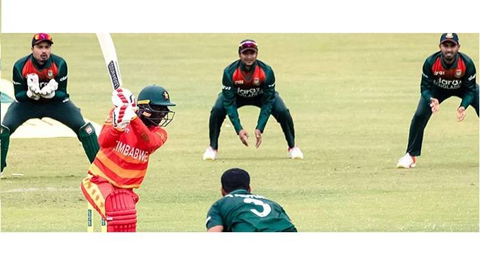 Bangladesh bowl first in 3rd T20 against Zimbabwe
